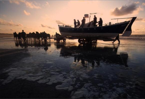 Ameland Actief - reddingsboot