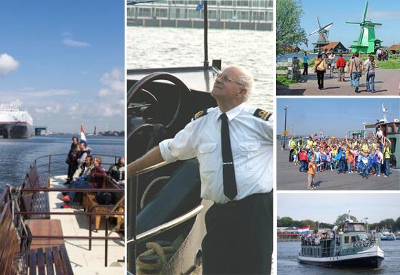 Varen van zaandam naar amsterdam zaandam dagjeweg nl - Schans handig ...