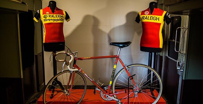 Tour de France Spoorwegmuseum