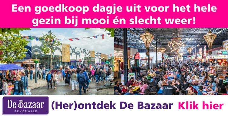 Met de hele familie naar de Bazaar Beverwijk!