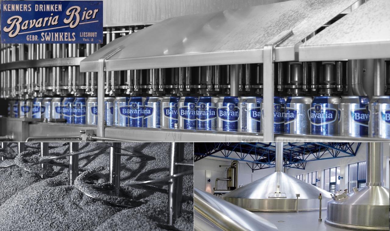 Bavaria Brouwerijtour