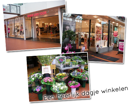 Shopping Center Overvecht