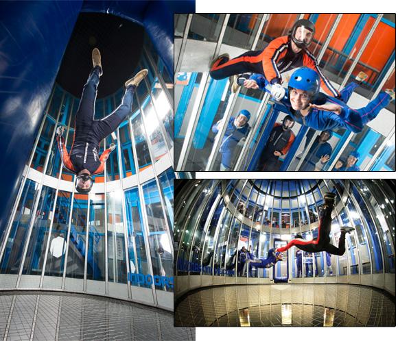 Indoor Skydive Roosendaal: iedereen kan vliegen!