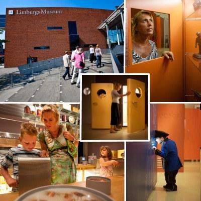 Ontdekkingstocht door Limburgs Museum