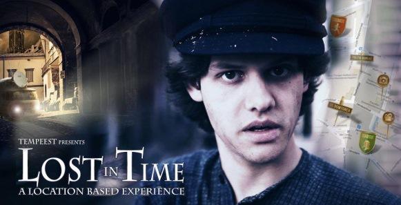 Speel het spannende spel Lost in Time