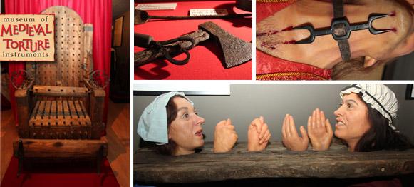 Leer alles over martelwerktuigen uit de Middeleeuwen!