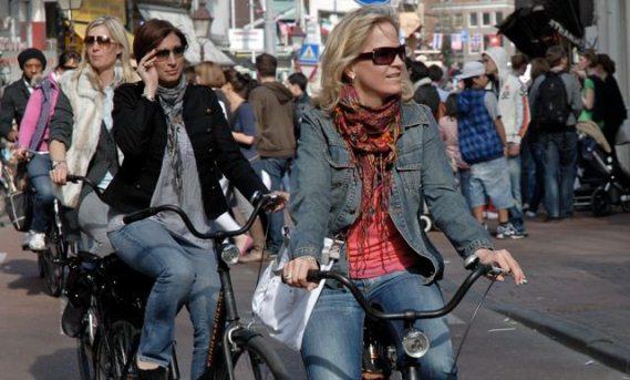 Orangebike Amsterdam