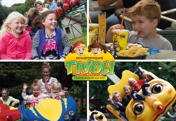 Lekker spelen en genieten in Park Tivoli