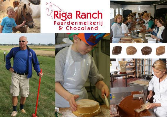 Paardenmelkerij Riga Ranch