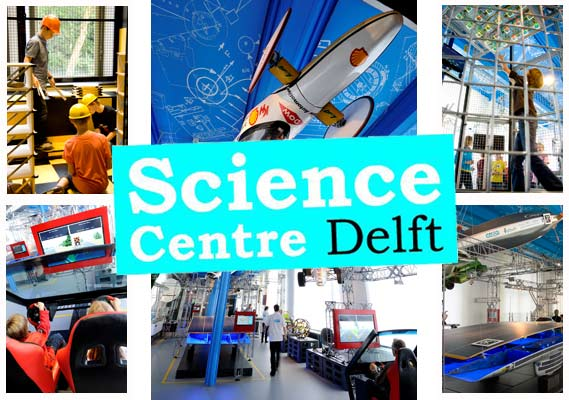 Science Centre Delft wetenschap