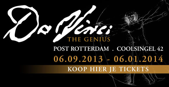 Koop tickets voor Da Vinci - The Genius
