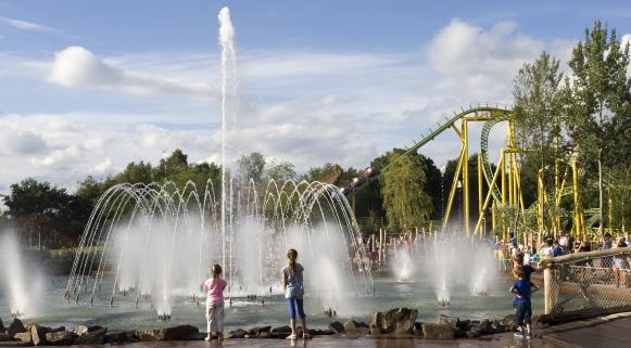 Attractiepark Toverland: avontuur voor alle leeftijden