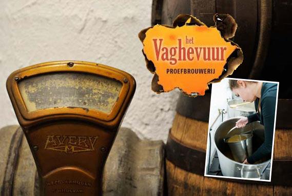 Brouw je eigen bier bij Proefbrouwerij het Vaghevuur