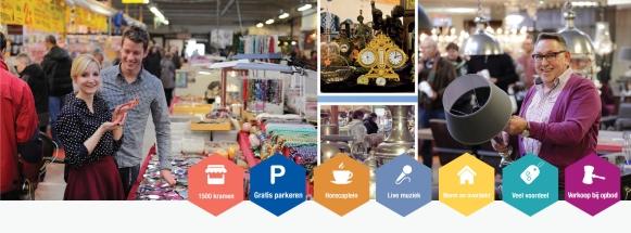 Lekker winkelen op de Vrije Markt in Cuijk