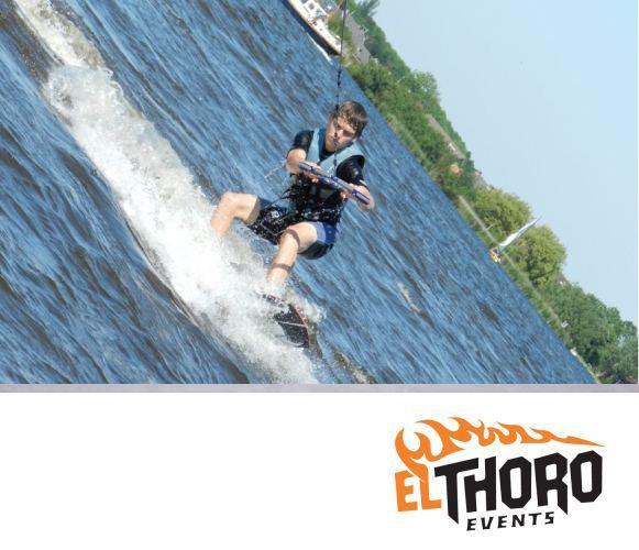 Waterskiën met El Thoro Events